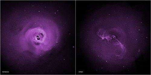 Chandra Observatory Identifies Impact of Cosmic Chaos on Star Birth