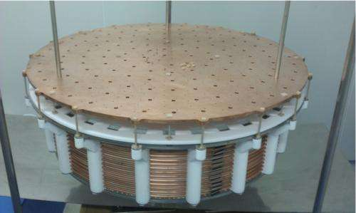 China's PandaX WIMP detector set to begin operations soon