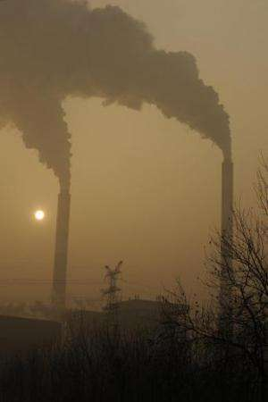 China, the world's top polluter, agreed for the first time to slow the growth of its greenhouse gas emissions and ultimately rev