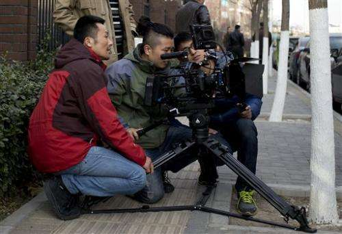 China tightens regulations for online films