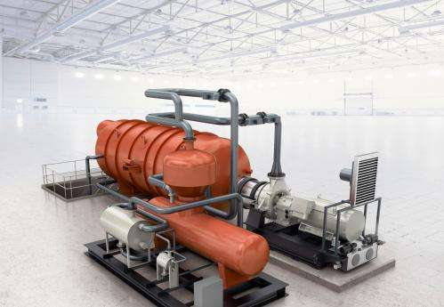 Clean power from waste heat
