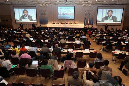 Climate scientists in Japan to study warming risks