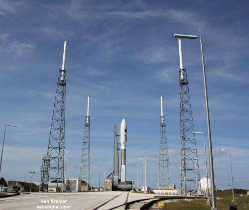 Crucial radar outage scrubs Cape Canaveral launches for several weeks
