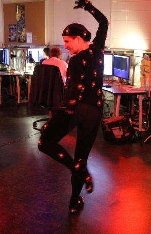 Dance choreography improves girls' computational skills