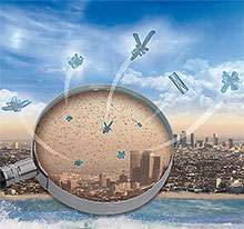 Designing new ways to probe aerosols for more accurate climate models