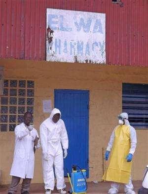 Doctors: Ebola drug poses 'impossible dilemma'