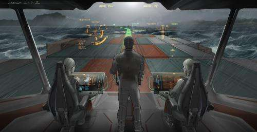 Envisioning seafaring in 2025