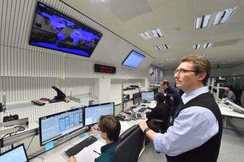 ESA delivers image from orbit via laser-based datalink