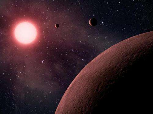 Multiple metals – and possible signs of water – found in unique exoplanet 1-exoplanet