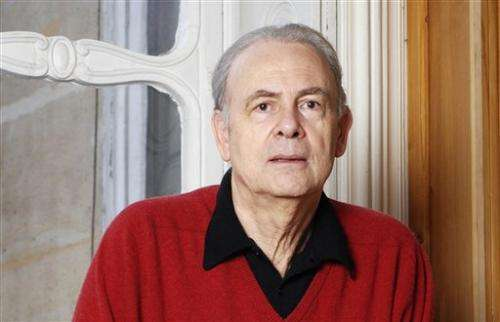 France's Patrick Modiano wins literature Nobel