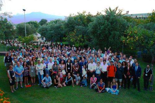 Game-changing science with the SKA discussed in Sicily