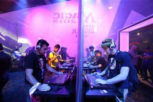 Game creators seek mature storytelling in games