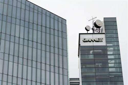 Gannett splits publishing, broadcasting in two (Update)