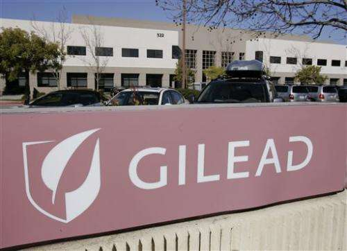 Gilead to license generic version of Sovaldi (Update)