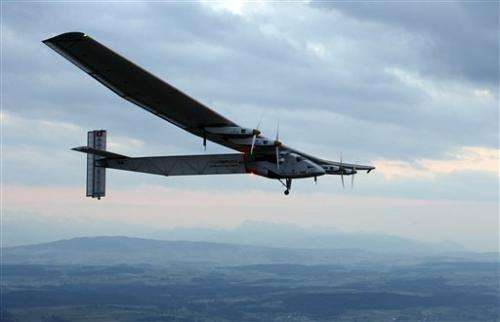 Global solar flight to start, end in Abu Dhabi