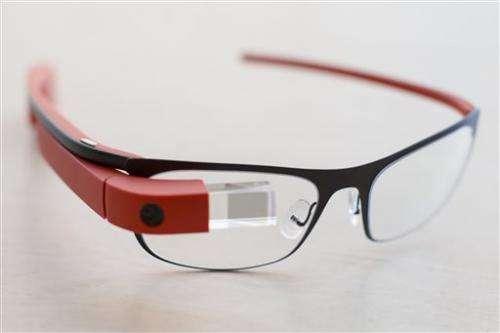 Google hopes designer frames will sharpen Glass