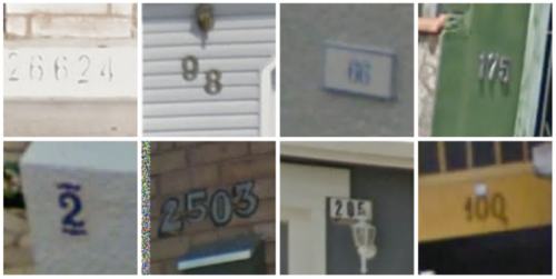 how to find an address on google street view