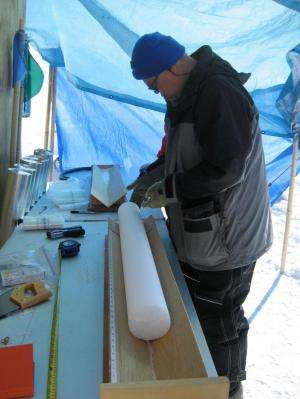 Greenland ice cores show industrial record of acid rain, success of US Clean Air Act