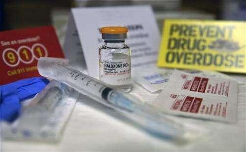 Heroin antidote stirs debate in US as deaths rise