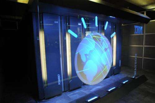 IBM's Watson gets its own business