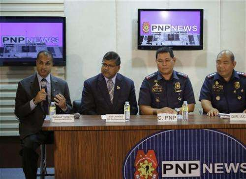 Interpol, Philippines bust cyber extortion network
