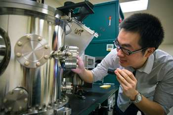 Material developed could speed up underwater communications by orders of magnitude