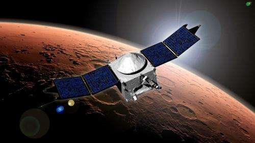 MAVEN continues Mars exploration begun 50 years ago by Mariner 4