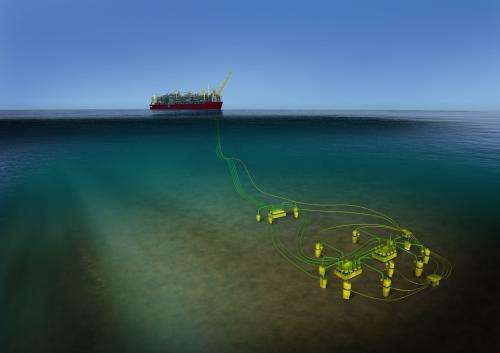 Mobile foundations the key to unlocking offshore reserves