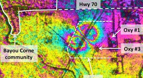 NASA radar demonstrates ability to foresee sinkholes