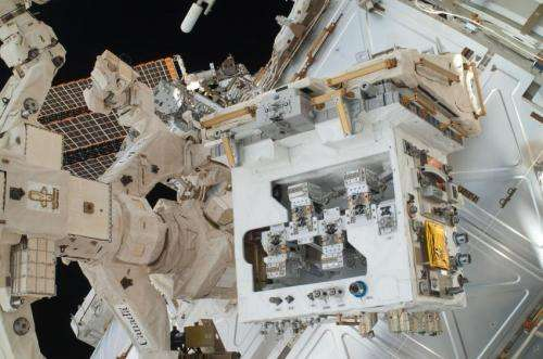 NASA's space station fix-it demo for satellites gets hardware for 2.0 update