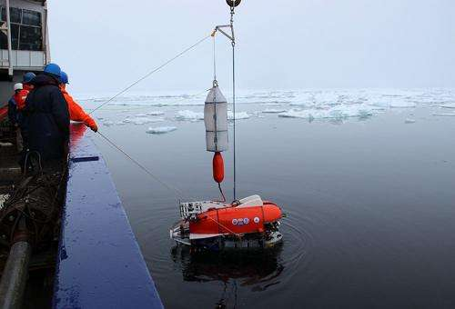 Nereid under-ice vehicle is a powerful new tool for polar science
