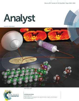 New imaging approach accurately measures lipid and metabolite distributions in biological samples