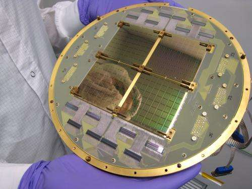 NIST chips help BICEP2 telescope find direct evidence of origin of the universe