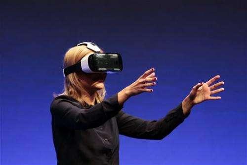 Oculus unveils new prototype VR headset
