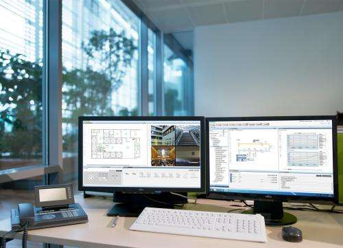 Optimal building management through centralization