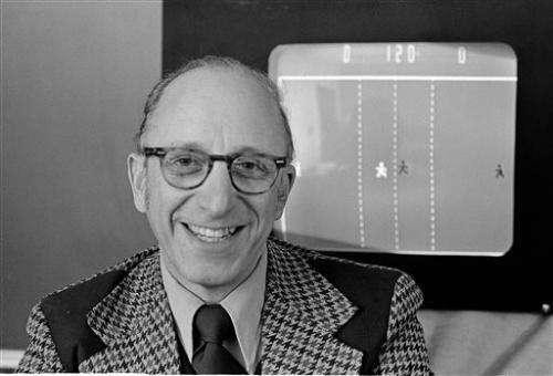 Pioneer of video games, Simon dies at 92