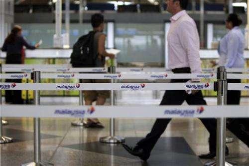 Plane search spreads through Australia-sized zone