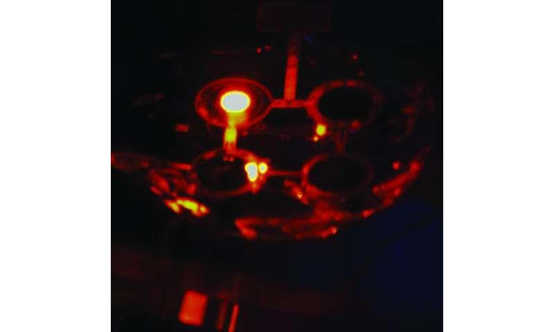 Princeton team explores 3D-printed quantum dot LEDs