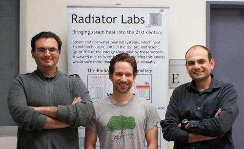Radiator Labs wins Popular Science magazine's Annual Invention Award