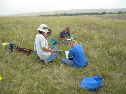 Ranchers benefit from long-term grazing data