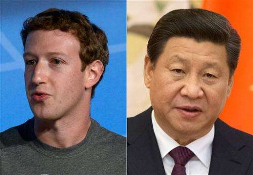 Report: Zuckerberg reads Chinese president's book