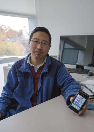 Researcher aims to develop system to detect app clones on Android