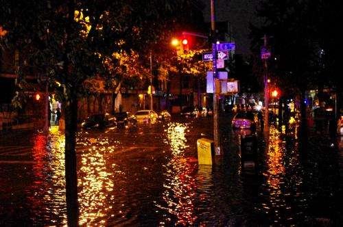 Rising sea levels of 1.8 meters in worst-case scenario