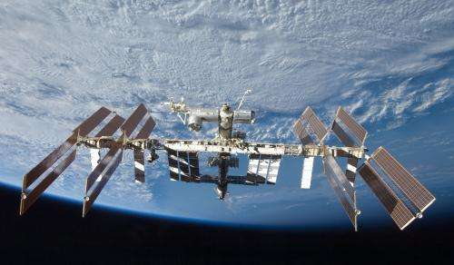 Robot arm will install new earth-facing cameras on the space station