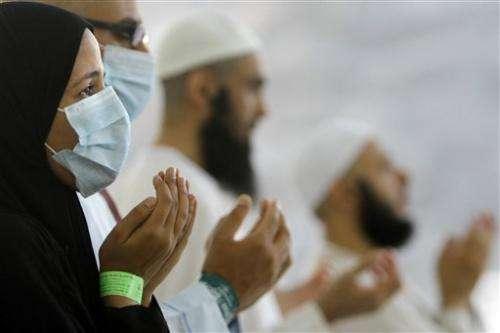Saudi Arabia reports pilgrim infected with MERS
