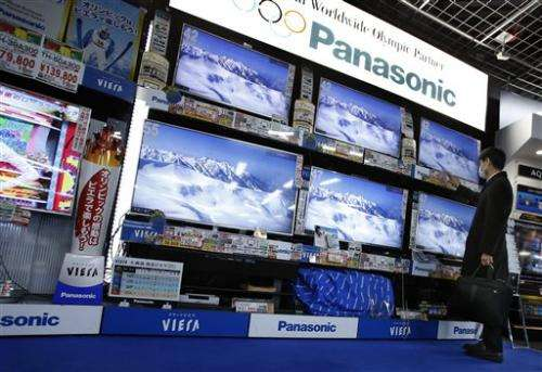 Shift in business focus boosts Panasonic earnings (Update)