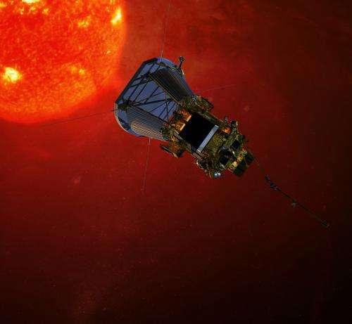 Solar Probe Plus moves into advanced development