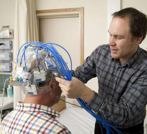 Strokefinder quickly differentiates bleeding strokes from clot-induced strokes