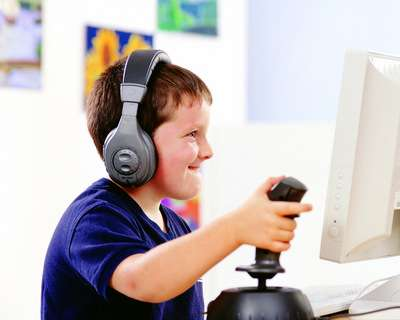 Study shows computerized games can be used to improve children's grades in school