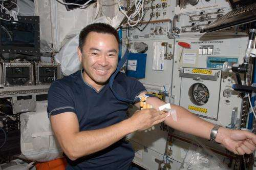 The battle against what spaceflight does to your health